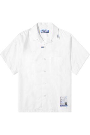 Instrumental by Mihara Instru(men-tal) By Mihara Short Sleeve Oxford Shirt