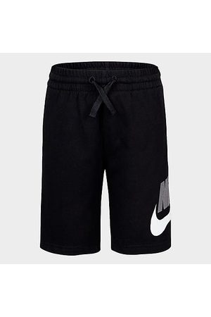 Nike Boys' Little Kids' Sportswear Club Fleece Shorts in / Size 4 Fleece/Knit