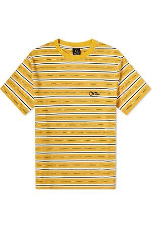 CLOT Men T-shirts - TEE By Striped Tee