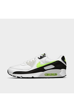 Nike Men Casual Shoes - Men's Air Max 90 Casual Shoes in / Size 7.5 Leather