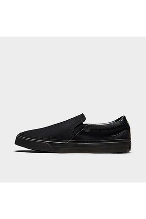 Nike Men's Court Legacy Recycled Cork Slip-On Casual Shoes in / Size 7.5 Canvas