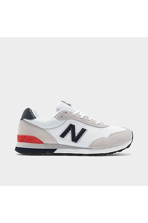 New Balance Men's 515 V3 Casual Shoes in Grey/Grey Size 7.5 Suede