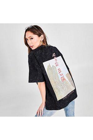 Supply And Demand Women's Sheri Boyfriend T-Shirt in / Size X-Small Cotton