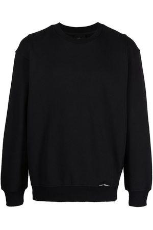 3.1 Phillip Lim Men Sweatshirts - EVERYDAY CREW SWEATSHIRT