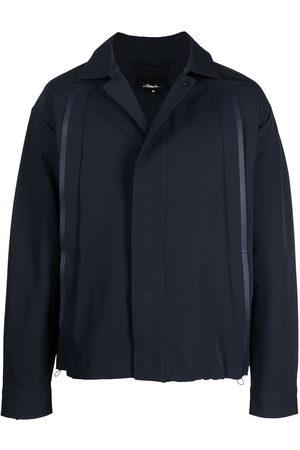 3.1 Phillip Lim Men Jackets - The Coach shirt jacket