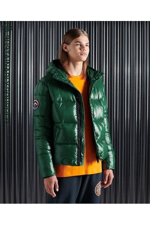 Superdry Men Puffer Jackets - High Shine Padded Jacket