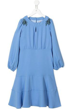 Marchesa Notte X Ramadan Lyla bead-embellished dress