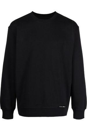 3.1 Phillip Lim Logo patch cotton sweatshirt
