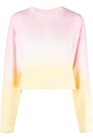 Apparis Karine ombré organic-cotton sweatshirt