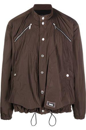 Dsquared2 Zip-detail bomber jacket