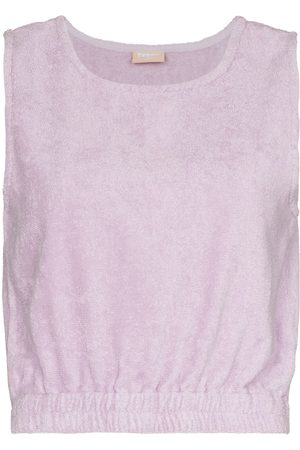 TERRY Isola sleeveless top