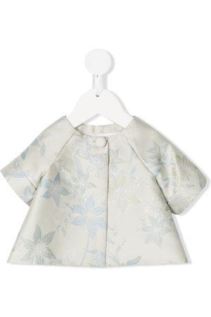 LA STUPENDERIA Baby Blouses - Floral jacquard blouse