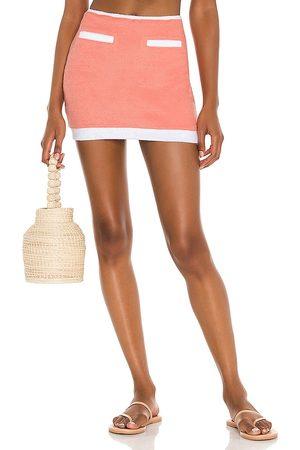 Lovers + Friends Kalitta Mini Skirt in .