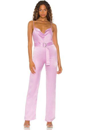 Karina Grimaldi X REVOLVE Rocio Solid Jumpsuit in Lavender.