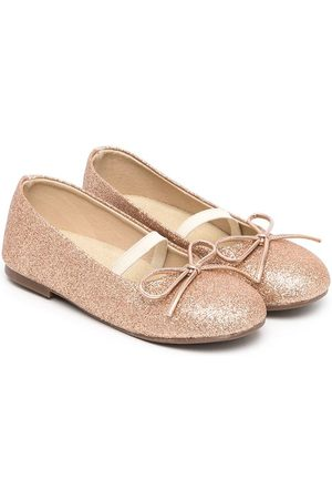 Babywalker Glitter ballerina pumps