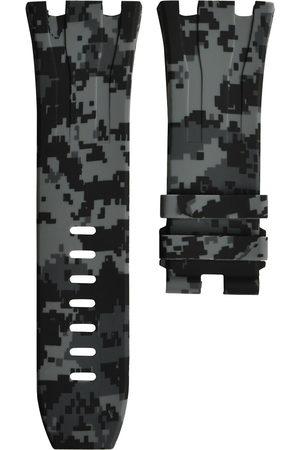HORUS WATCH STRAPS 44mm Audemars Piguet Royal Oak Offshore watch strap - Grey