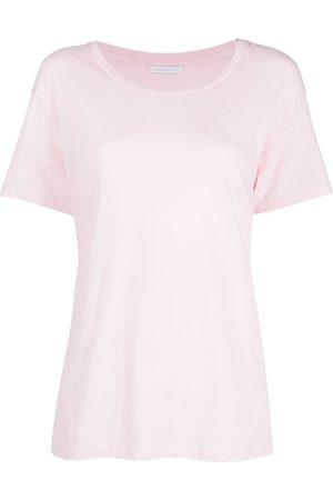JOHN ELLIOTT Round-neck short-sleeve T-shirt