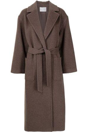 Rebecca Vallance Fria wrap coat