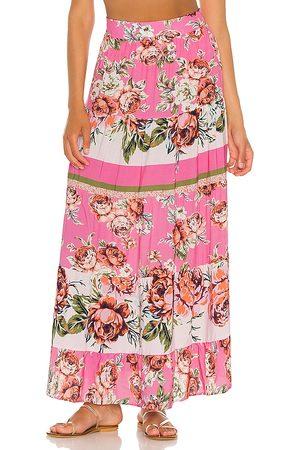 Maaji Freesia Skirt in Pink.