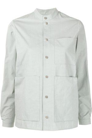 Toogood Silk-cotton blend shirt
