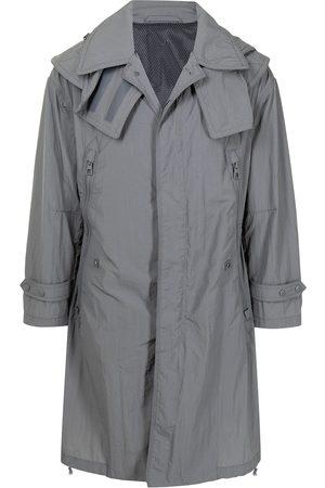 SONGZIO Layered lightweight coat - Grey