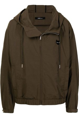 ZZERO BY SONGZIO Panther hooded jacket