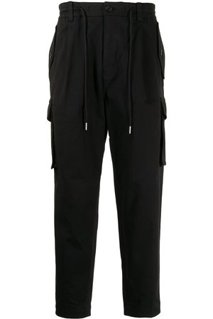 SONGZIO Cargo Pants - Carrot-fit cargo trousers