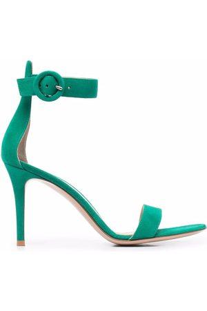 Gianvito Rossi Open-toe stiletto sandals