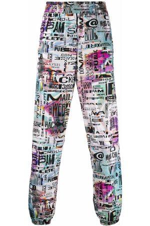 Moschino Graphic-print track pants