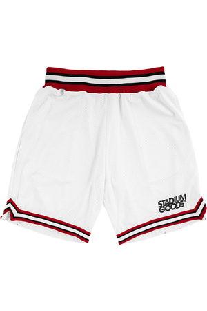 Stadium Goods Shorts - Chi logo-print track shorts