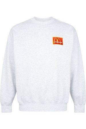 Travis Scott Staff crew-neck sweatshirt - Grey