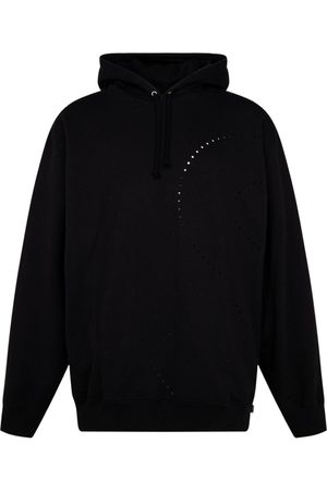 Supreme Hoodies - Laser cut 'S' logo hoodie