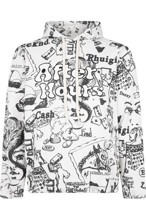 The Weeknd Men Hoodies - X Rhuigi After Hours Disguise hoodie
