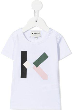 Kenzo Logo-print cotton tracksuit set