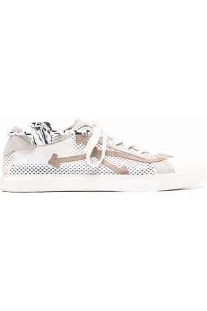 Off-White Odsy low-top mesh sneakers