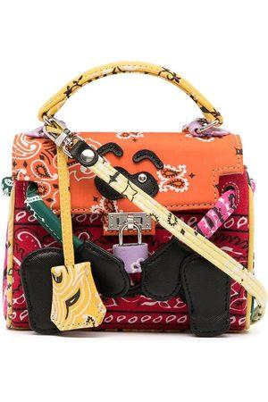 READYMADE Bandana-print toy-style tote bag - Multicolour