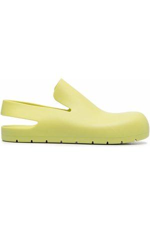 Bottega Veneta Men Sandals - Puddle slingback sandals