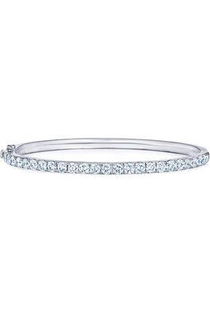 Kwiat Women Bracelets - 18kt white gold diamond stackable bangle