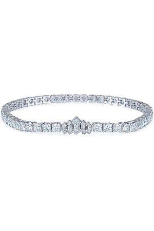 Kwiat Tiara diamond line bracelet