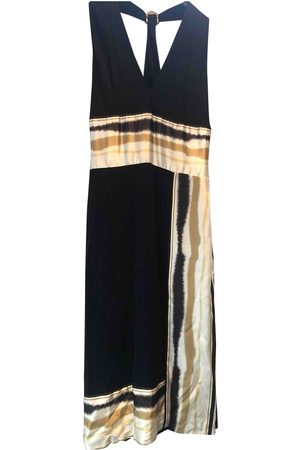 Cavalli Class Silk Dresses