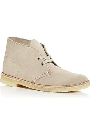 Clarks Men Lace-up Boots - Men's Chukka Boots