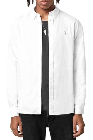 AllSaints Men Shirts - Slim Fit Hawthorne Shirt