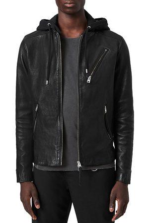 Allsaints Men Leather Jackets - Harwood Leather Jacket
