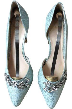 Jenny Packham Cloth Heels