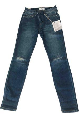 Current/Elliott Women Jeans - Denim - Jeans Trousers