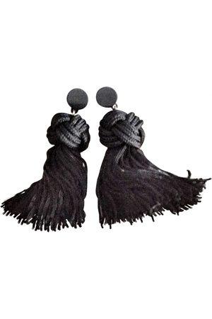 Bimba y Lola Silk Earrings