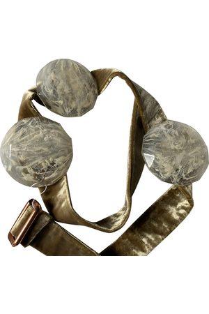 John Galliano Chain Belts