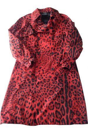 Dolce & Gabbana Viscose Trench Coats