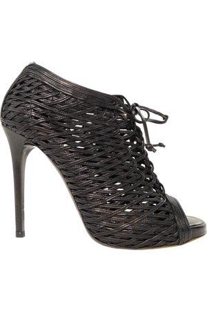 Tabitha Simmons Leather Heels