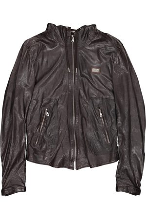 Dolce & Gabbana Men Leather Jackets - Leather Jackets